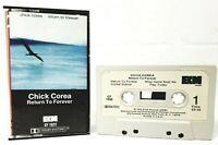 Chick Corea - Return To Forever Cassette Tape (1972) RARE Polydor ECM Records