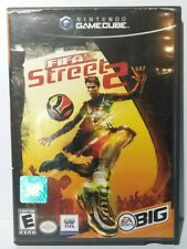FIFA STREET 2 NINTENDO GAMECUBE Game w/ Case and Manual