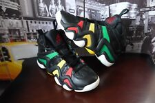 RARE 2008 Men's Adidas Crazy 8 RASTA Kobe Bryant Bob Marley SZ US 10 EUR 44