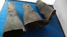 Original 1965 Shelby R-Model Brake Cooler ducts lot of 3