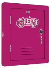Grease 1-2 40th Anniversary Steelbook 2-Disc Blu Ray