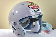 Schutt YOUTH ION 4D Football Helmet GRAY GREY New not used or worn MEDIUM 210