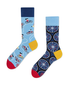 Socken Many Mornings THE BICYCLES