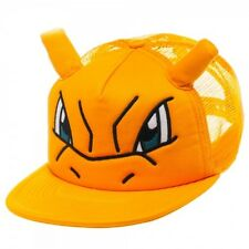 Pokemon Charizard Trucker Snap Back Adjustable Hat