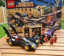 LEGO DC Superheroes Batmobile and Two Face Chase 6864