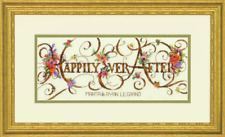 Dimensions - Counted Cross Stitch Kit - Ever After - Wedding - D70-35361
