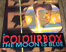 Colourbox, The Moon Is Blue 12 inch vinyl, single disc, 4AD