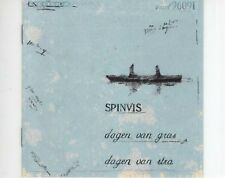 CD SPINVISdagen van gras dagen van stroHOLLAND EX (A1066)