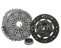 3 PIECE CLUTCH KIT FOR MITSUBISHI COLT 1.8 GTI 16V 90-96