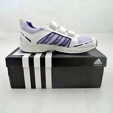 Adidas  Turnschuhe Sneaker Laufschuhe Größe 37 Lila/Weiß Synthetik Neu
