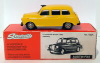Somerville Models 1/43 Scale 100A - Austin FX4 Taxi - Yellow