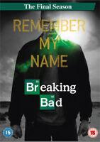 Breaking Bad - The Final Stagione Remember il Mio Nome Nuovo DVD Region 2