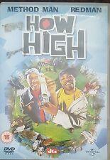 How High DVD