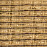 """Cabinet Grill Cloth, Brown/Beige with Gold Accent, 34"""" Width"""