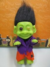 "HALLOWEEN ONE EYED FRANKENSTEIN (#2) - 5"" Russ Troll - NEW STORE STOCK - w/Flaws"