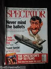 THE SPECTATOR - STOP IRAN GETTING THE BOMB - JUNE 20 2009