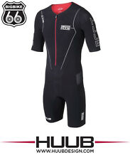 HUUB DS LONG COURSE TRIATHLON SUIT BLACK (size: S)
