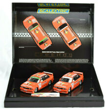 "Scalextric ""Jagermeister"" BMW E30 M3 - 1992 DTM 1/32 Scale Slot Car Set C4110A"