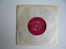 "Petula Clark I Will Follow Him / Darling Cher 1963 UK Pye Label 7"" Single Record"