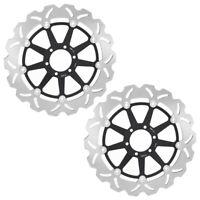 Front Brake Discs Rotors for Ducati 748 916 996 998 ST2 ST3 ST4 Monster 800 900