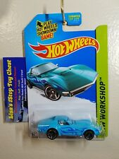 Hot Wheels 2014 Kmart Excl. '69 Corvette 214/250 B15