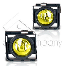 11-15 Scion xB Fog Lights w/Wiring Kit - Yellow