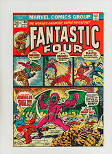 Fantastic Four #140 - Awesome Annihilus Cover! - (Grade 7.5) 1973