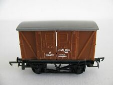 Vintage Hornby Triang HO / OO Scale Vent Wagon w/ Opening Doors B784287 EX