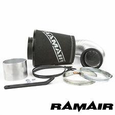 Ramair Audi Coupe 80 100 A4 A6 2.6 me V6 07/1992 -02 / 1996 Filtro de aire de ingesta Kit