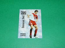 EMMANUEL PETIT FOOTBALL CARD PREMIUM 1994-1995 AS MONACO ASM LOUIS II PANINI