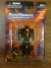 Transformers Universe Mirage clear Legends class NEW FREE SHIP US