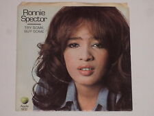 """RONNIE SPECTOR -Try Some, But Some- 7"""" 45"""