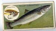 (Ja323-100) , Will's Cigarettes , Fish & Bait, 1910, #15