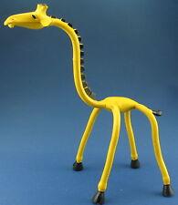 SCHLEICH Biegefigur - GIRAFFE - 20 cm - ca. 1970 - Tier-Figur - Bendy