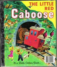 19? Little Golden Book #210-56, The Little Red Caboose by Marian Potter