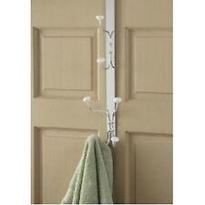 Over Door Versatile Bathroom Storage Hook Towels Hooks