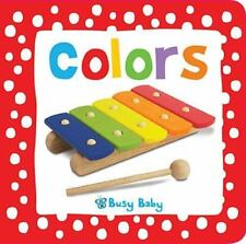Dotted Spotted Colors (Busy Baby) by Cox, Katie