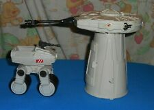 vintage Star Wars mini-rig MTV-7 + TURRET only from Turret and Probot playset