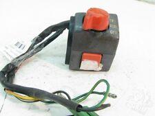 1983-1984 1984 Honda Aero NH80 Right Hand Control Switch Housing 35130-KG8-670