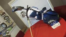 Callaway RAZR X Complete Golf Set Irons Woods Wedges New Bag Men Right Handed