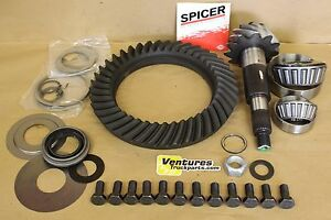 Ring And Pinion Kit 3.73 Ratio Dana 70HD 70B Ford Chevy Dodge Rear Axle OEM