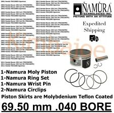 Namura Piston Kit Honda TRX250 RECON 250 1997-2001 68.90mm