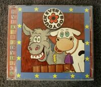Everybodyduck ; Selftitled Signed by All CD Rugged Records(1997CD)