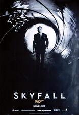 James Bond 007 SKYFALL original Kino Plakat A0 Teaser gerollt
