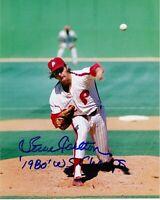 Steve Carlton Autographed Signed 8x10 Photo ( HOF Phillies ) REPRINT