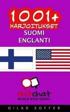 1001+ Harjoitukset Suomi - Englanti by Gilad Soffer (2016, Paperback)