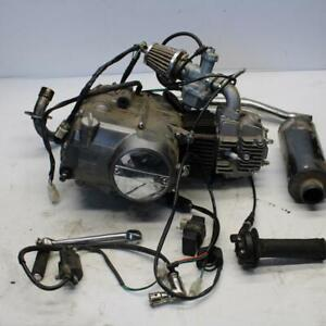 HONDA CT70 TRAIL AFTERMARKET ENGINE MOTOR 125cc KIT WITH EXHAUST BB239