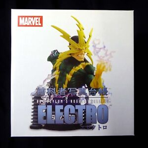 Electro Bust Statue New Rogues' Gallery Diamond Select Art Asylum Spider-Man
