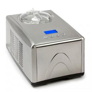 Ice Cream Machine (Compressor) 1.5L Domo DO9066I - Uk stock & warranty
