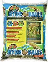 Zoo Med HydroBalls Lightweight Expanded Clay Terrarium Substrate 2.5 Pounds